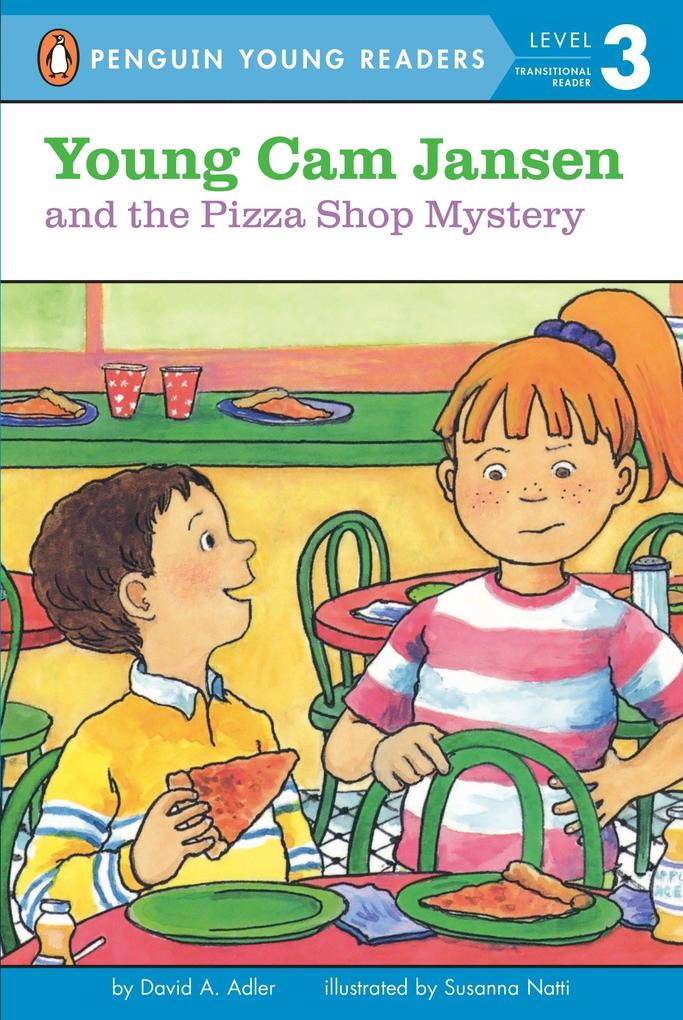 Young CAM Jansen and the Pizza Shop Mystery als Taschenbuch