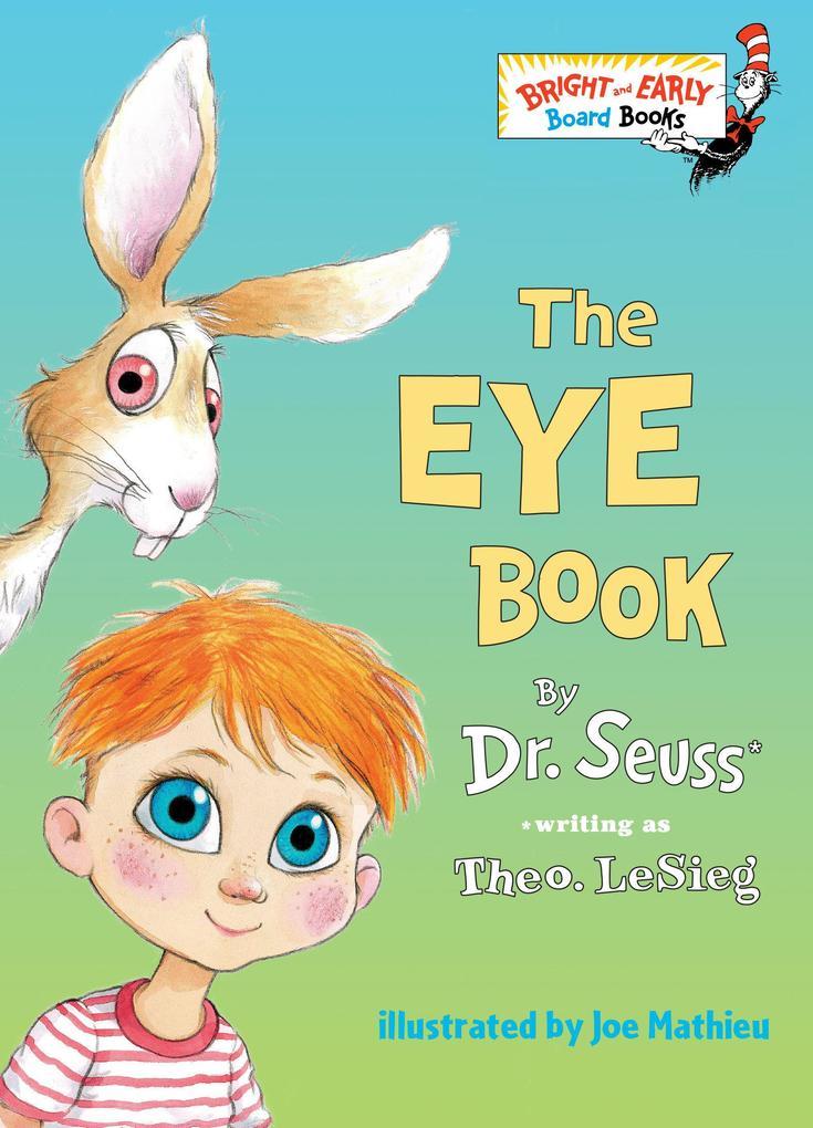 The Eye Book als Buch