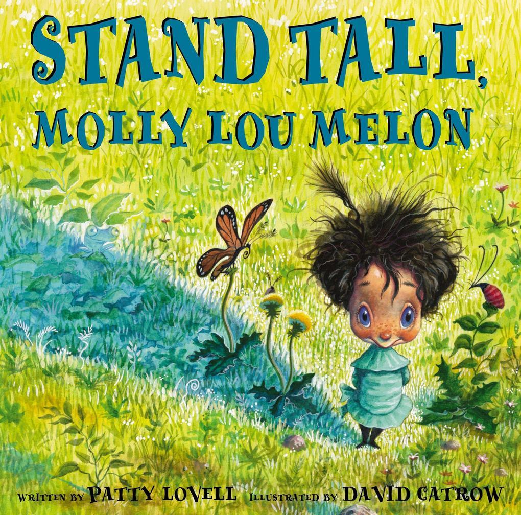 Stand Tall, Molly Lou Melon als Buch