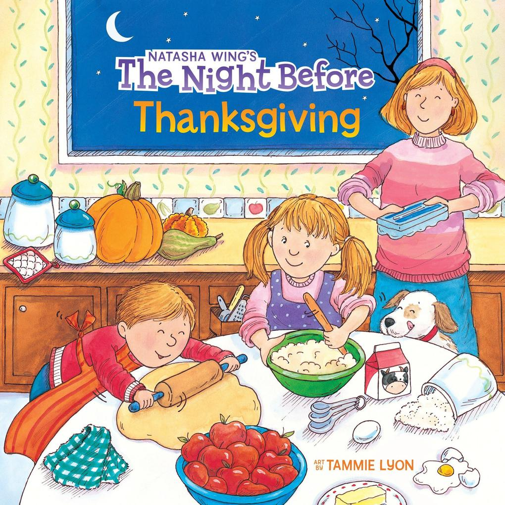 The Night Before Thanksgiving als Taschenbuch