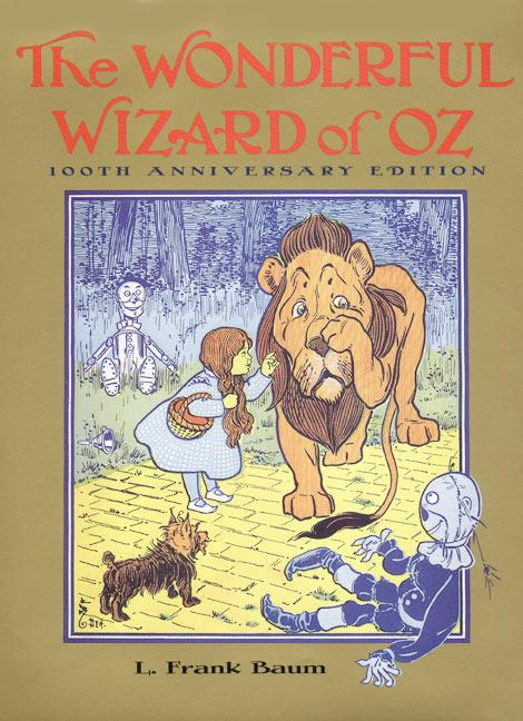 The Wonderful Wizard of Oz als Taschenbuch