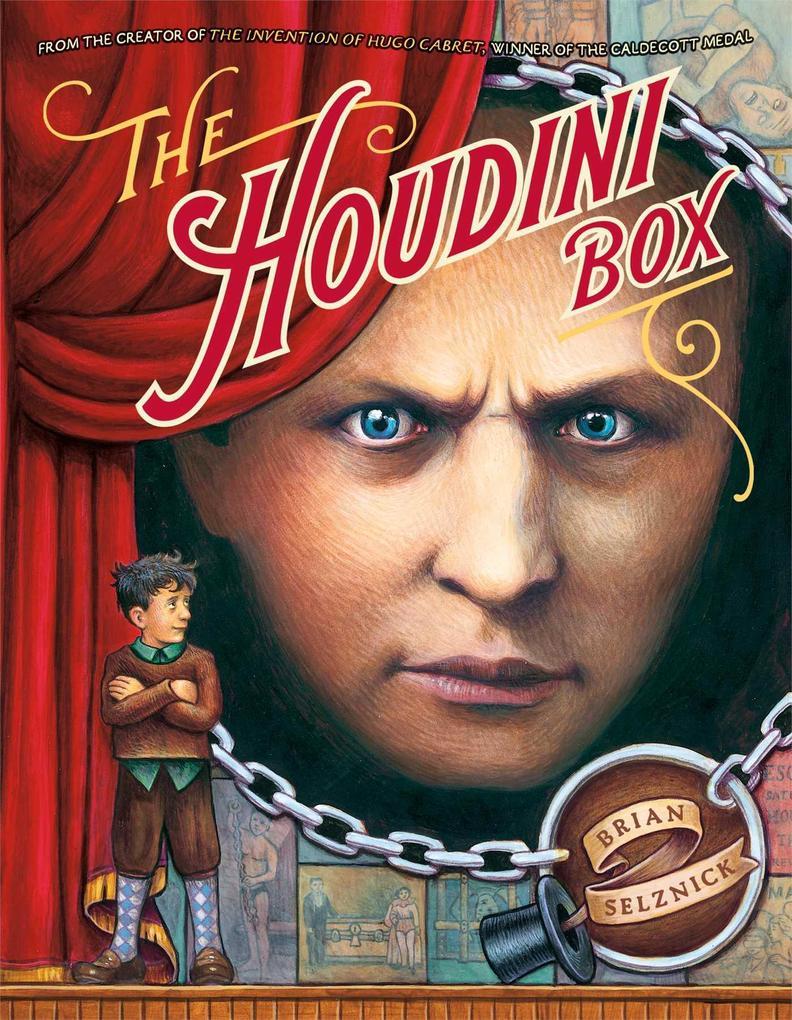 The Houdini Box als Taschenbuch