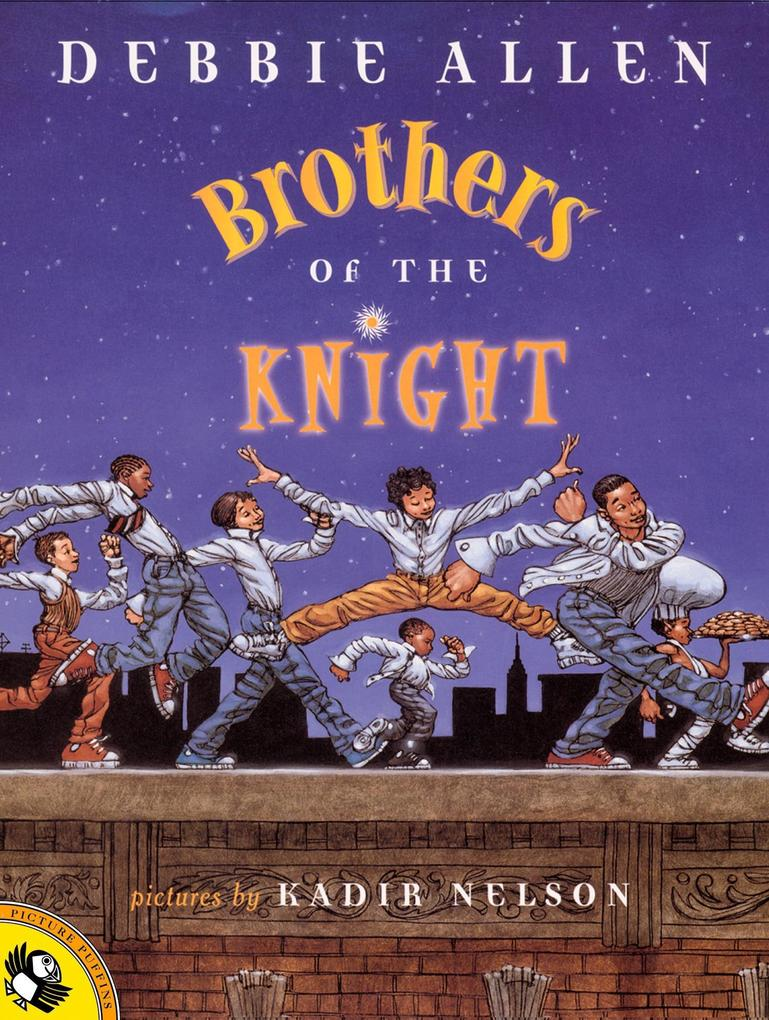 Brothers of the Knight als Taschenbuch