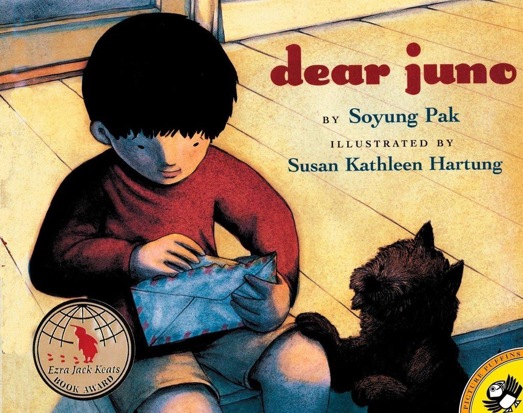 Dear Juno als Taschenbuch