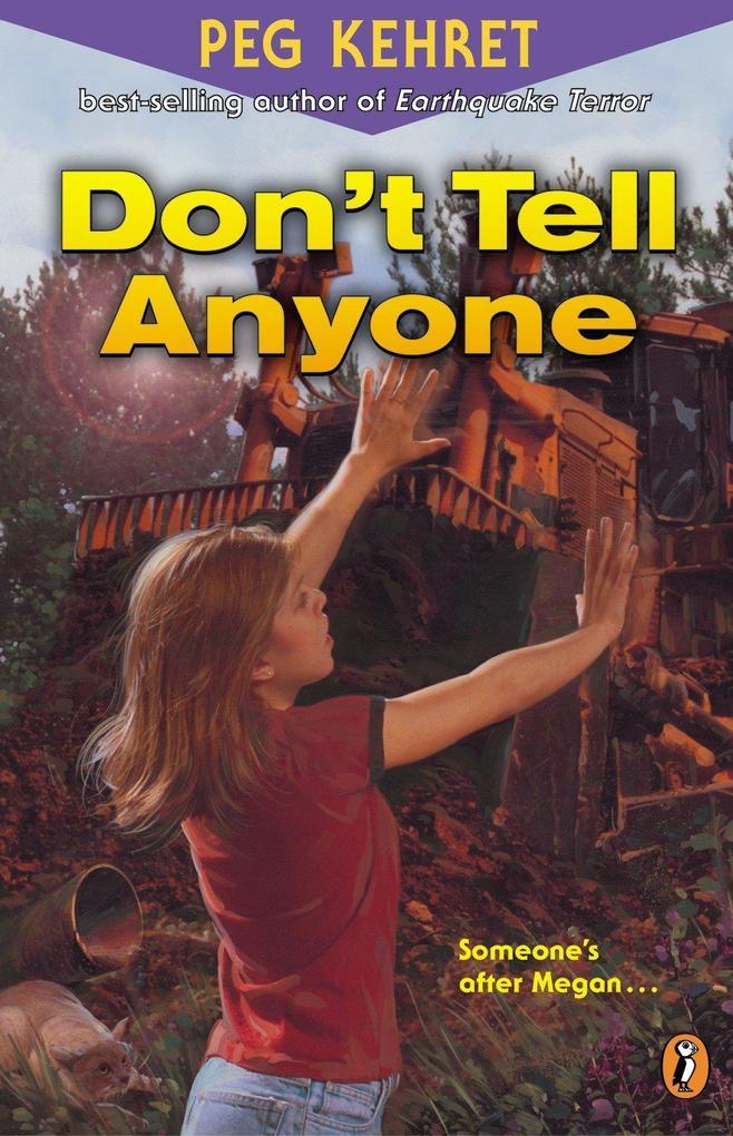 Don't Tell Anyone als Taschenbuch