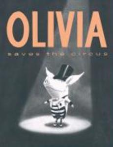 Olivia Saves the Circus als Buch