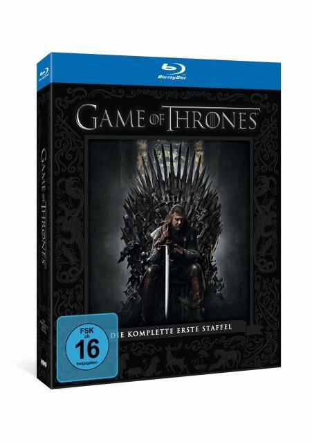 Game of Thrones - Staffel 1 als DVD
