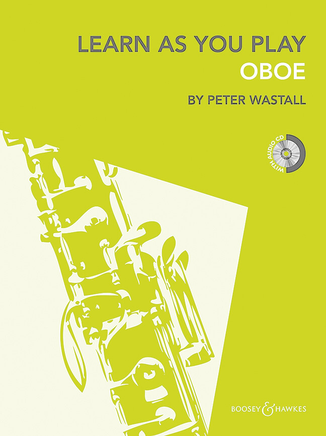 Learn As You Play Oboe als Buch von Peter Wastall