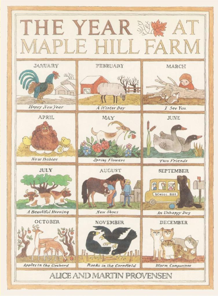 The Year at Maple Hill Farm als Taschenbuch