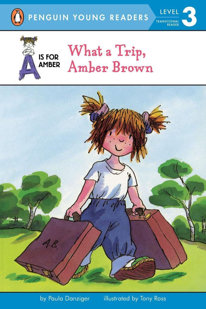 What a Trip, Amber Brown als Taschenbuch