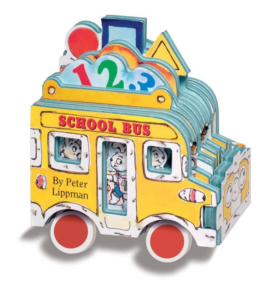 School Bus [With Wheels] als Buch