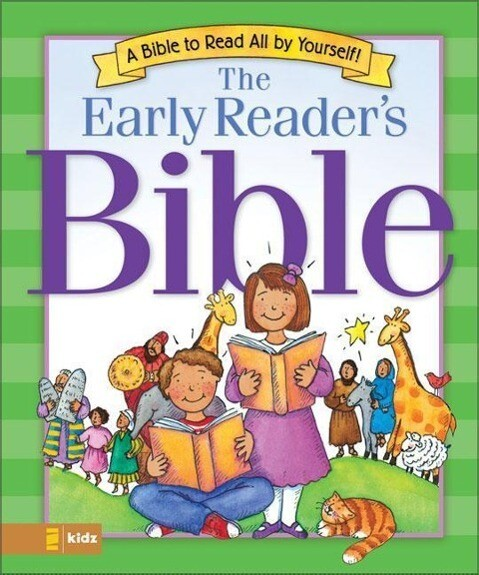 The Early Reader's Bible als Buch