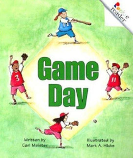 Game Day als Taschenbuch