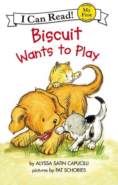 Biscuit Wants to Play als Taschenbuch