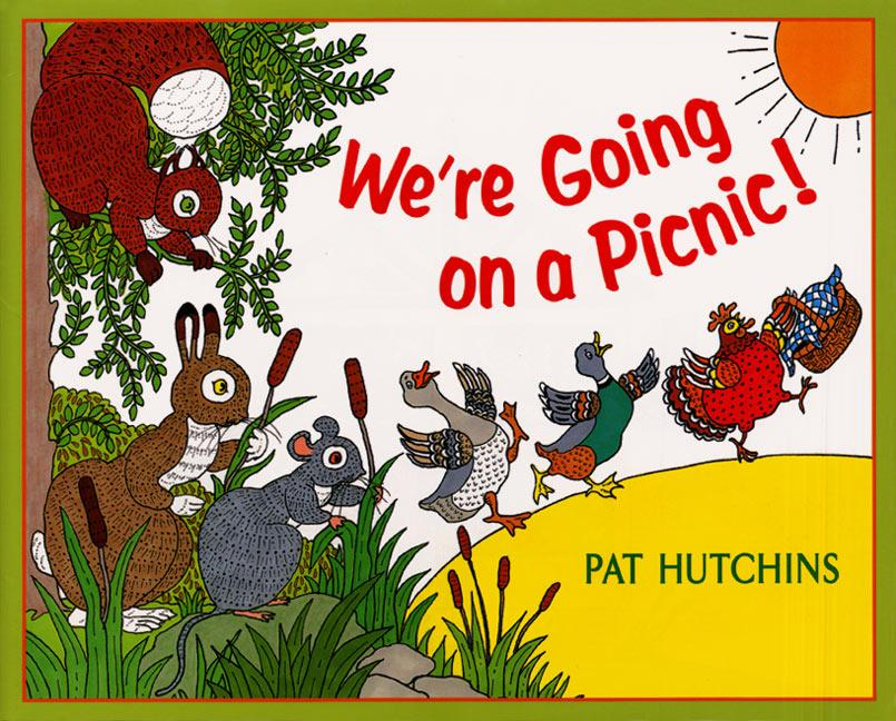 We're Going on a Picnic! als Buch