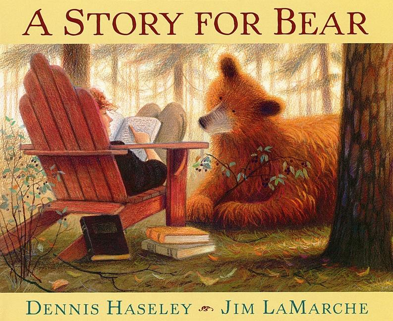 A Story for Bear als Buch