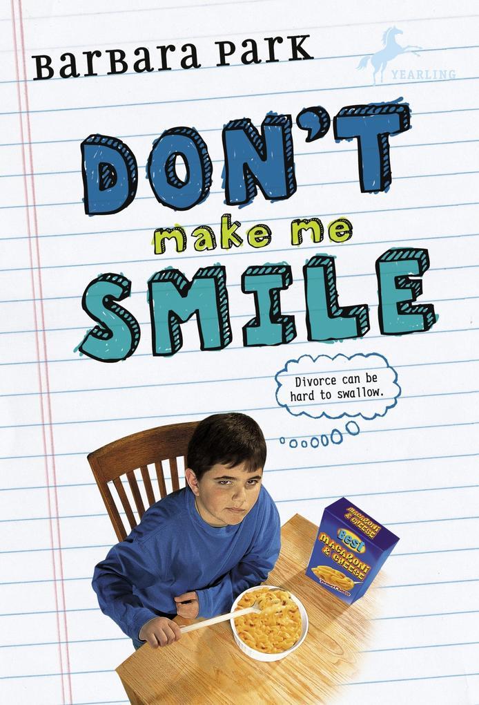 Don't Make Me Smile als Taschenbuch