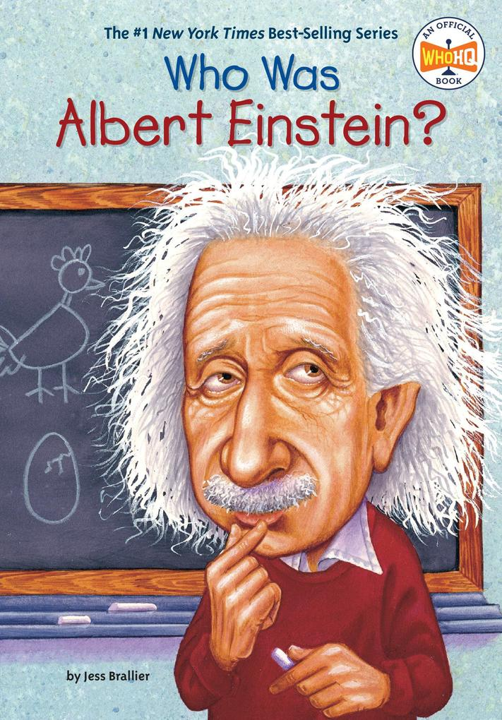 Who Was Albert Einstein? als Taschenbuch