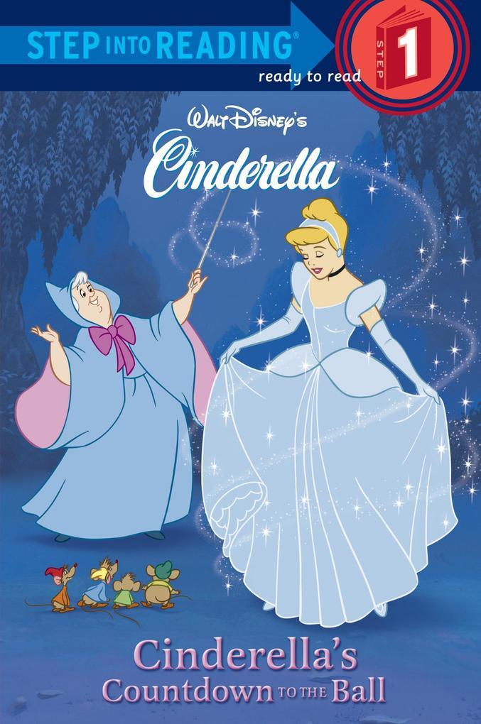 Cinderella's Countdown to the Ball als Taschenbuch