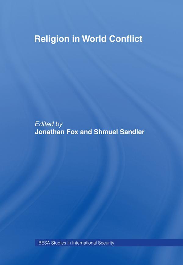 Religion in World Conflict als eBook Download von