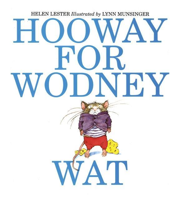 Hooway for Wodney Wat als Taschenbuch