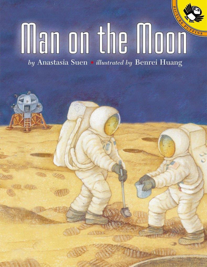 Man on the Moon als Taschenbuch
