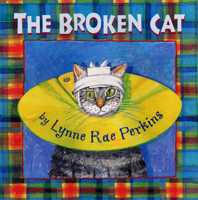 The Broken Cat als Buch