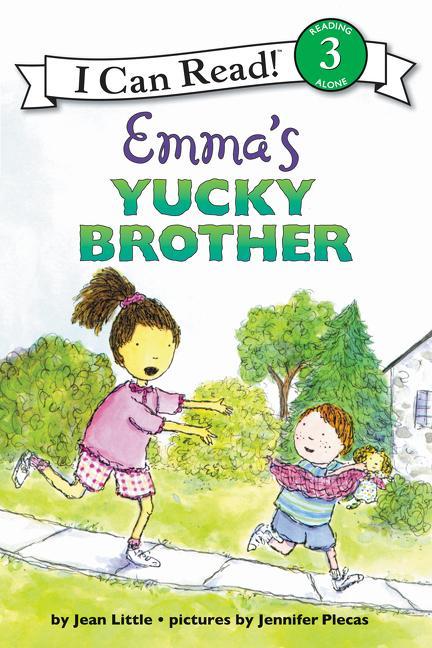 Emma's Yucky Brother als Taschenbuch