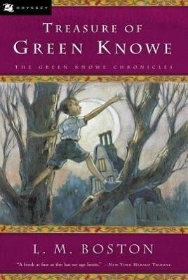 Treasure of Green Knowe als Taschenbuch