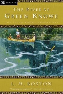 The River at Green Knowe als Taschenbuch