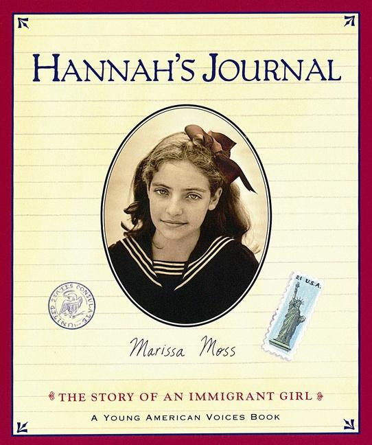 Hannah's Journal: The Story of an Immigrant Girl als Taschenbuch