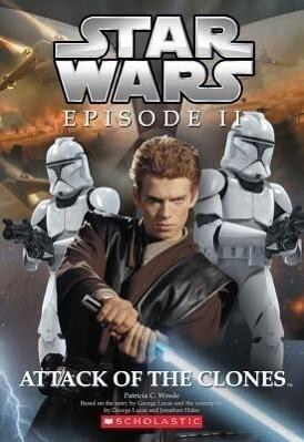 Star Wars Episode II: Attack of the Clones: Novelization als Taschenbuch