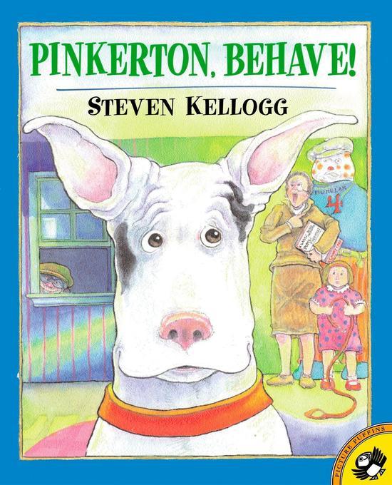 Pinkerton, Behave! als Taschenbuch
