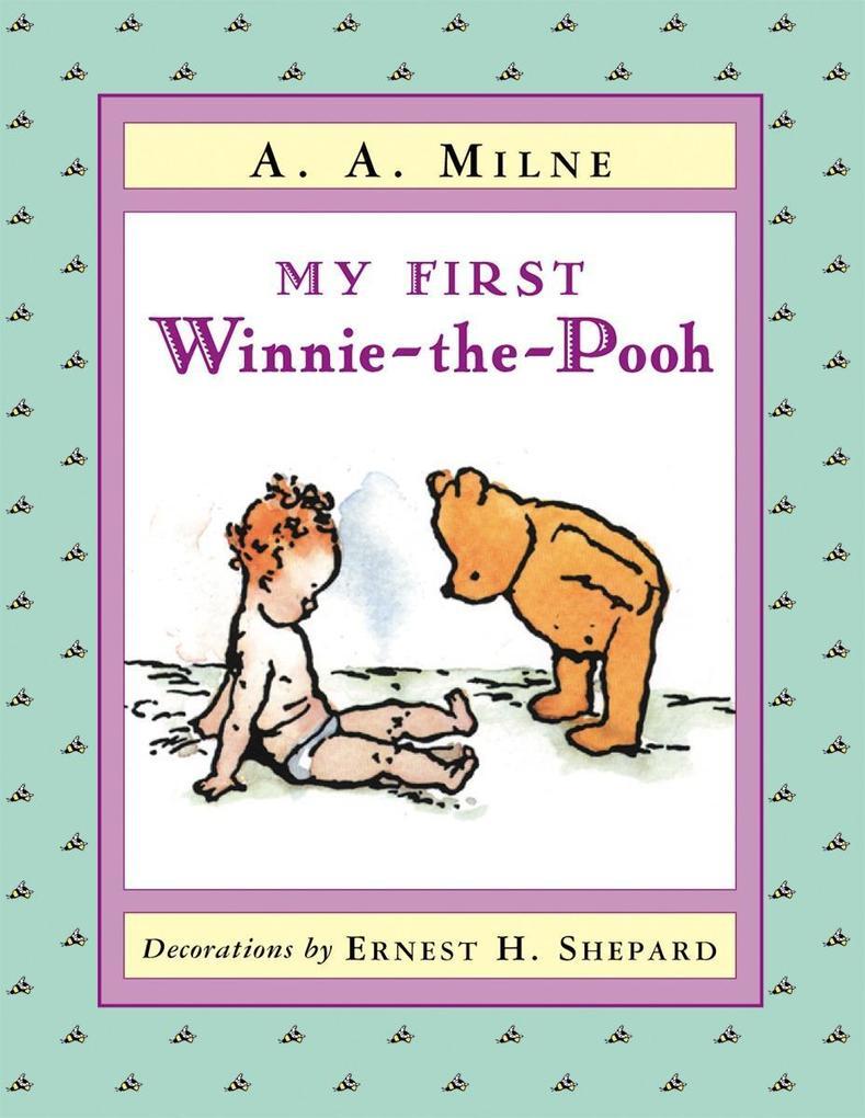 My First Winnie-The-Pooh als Buch