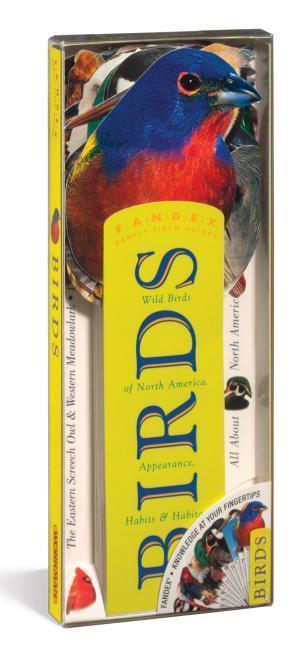 Fandex Family Field Guides: Birds als Spielwaren