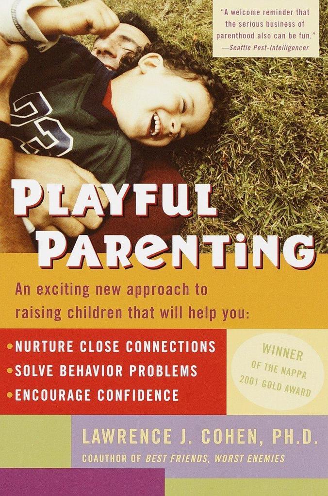 Playful Parenting als Taschenbuch
