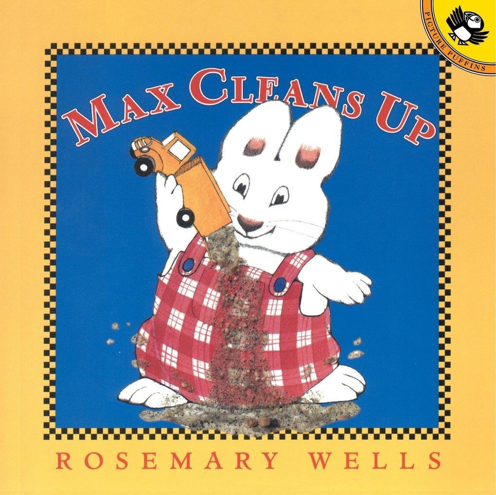 Max Cleans Up als Taschenbuch