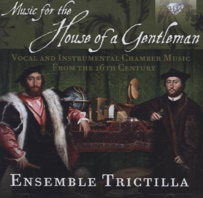 Music For The House Of A Gentleman