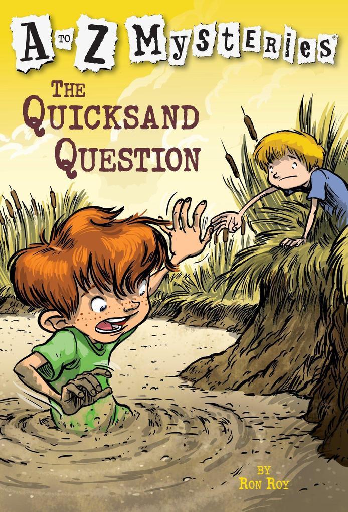 The Quicksand Question als Taschenbuch