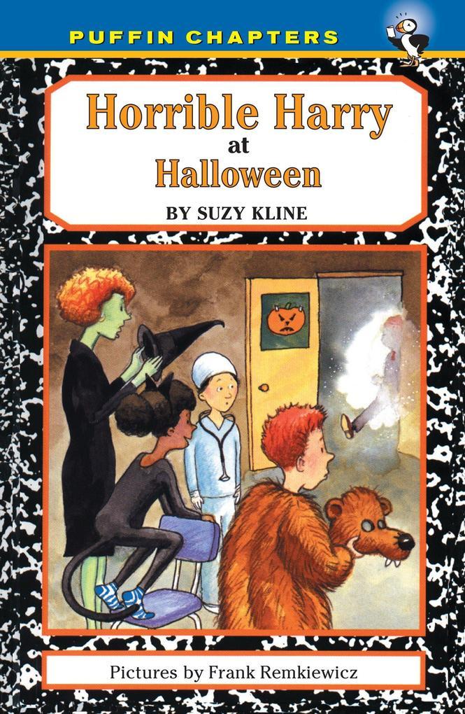 Horrible Harry at Halloween als Taschenbuch