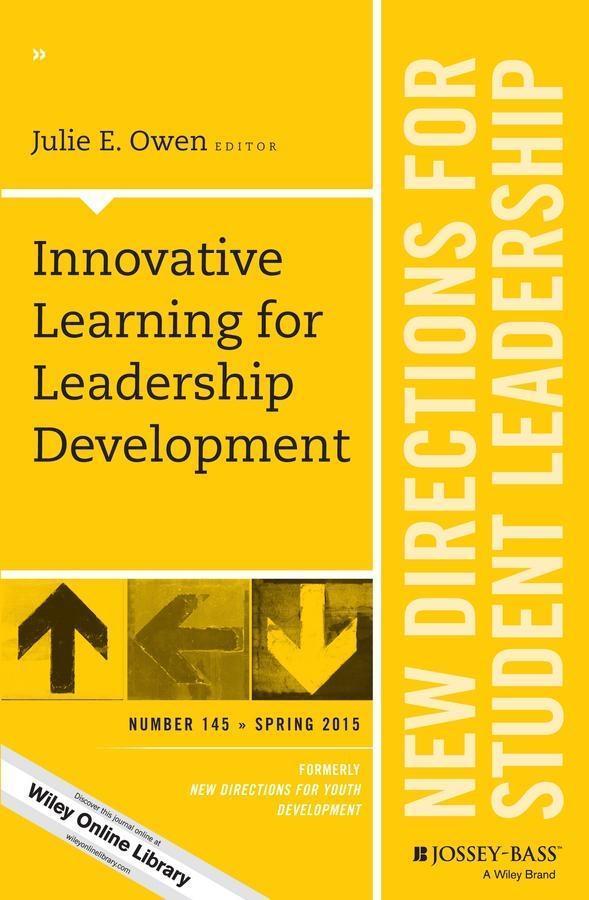 Innovative Learning for Leadership Development ...