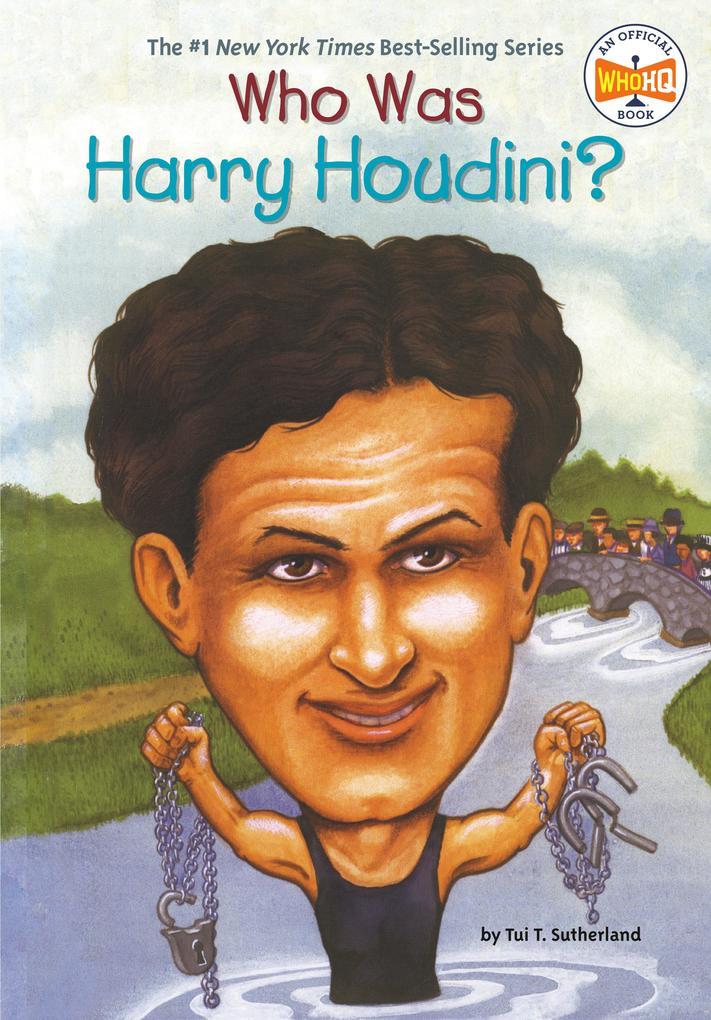 Who Was Harry Houdini? als Taschenbuch
