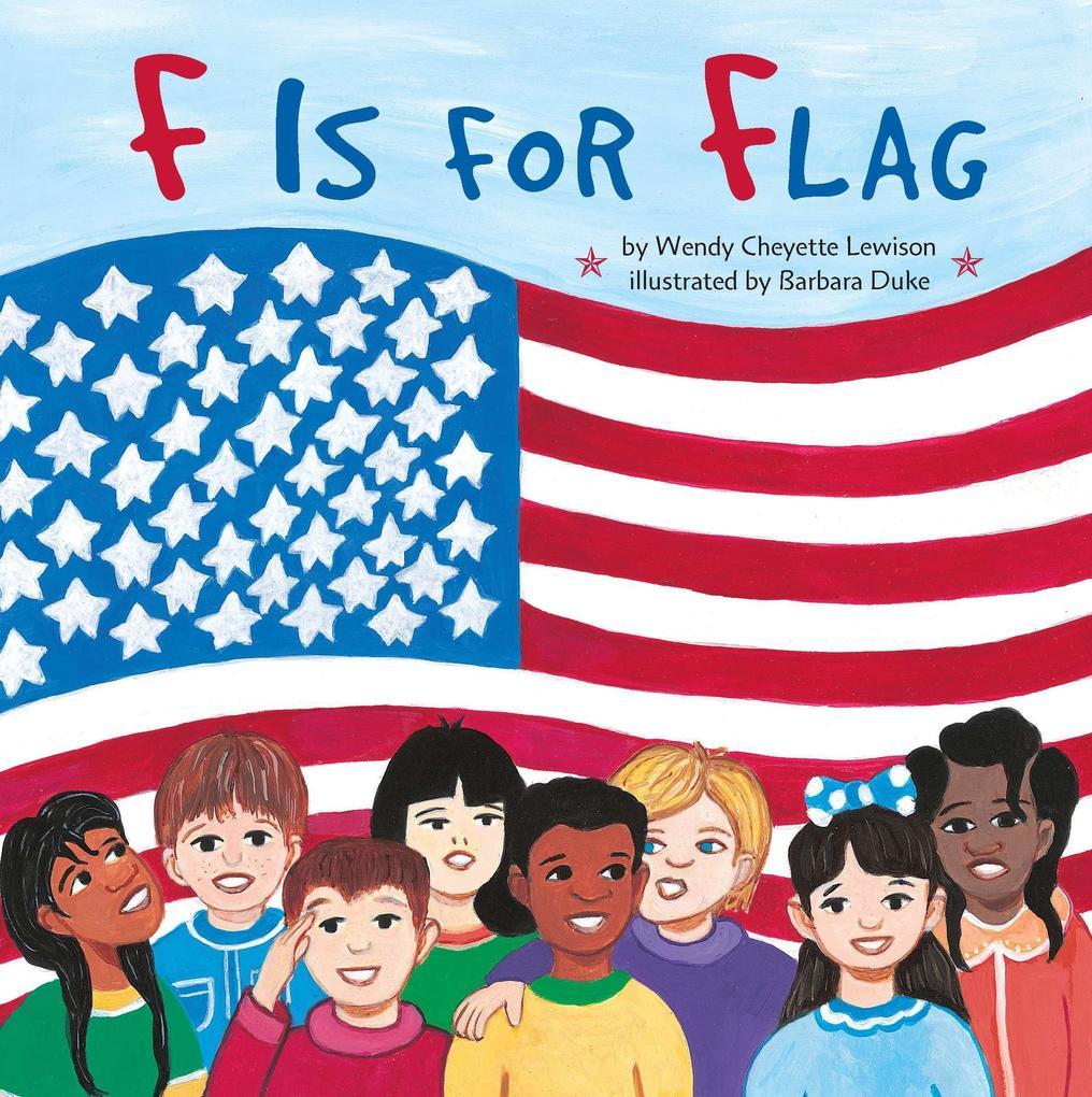 F Is for Flag als Taschenbuch
