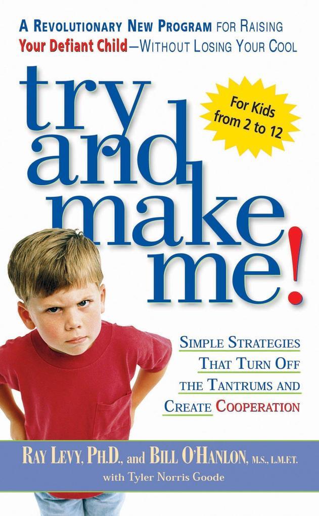 Try and Make Me! als Taschenbuch