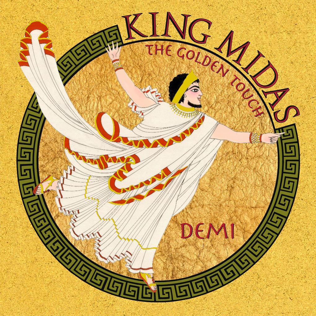 King Midas: The Golden Touch als Buch