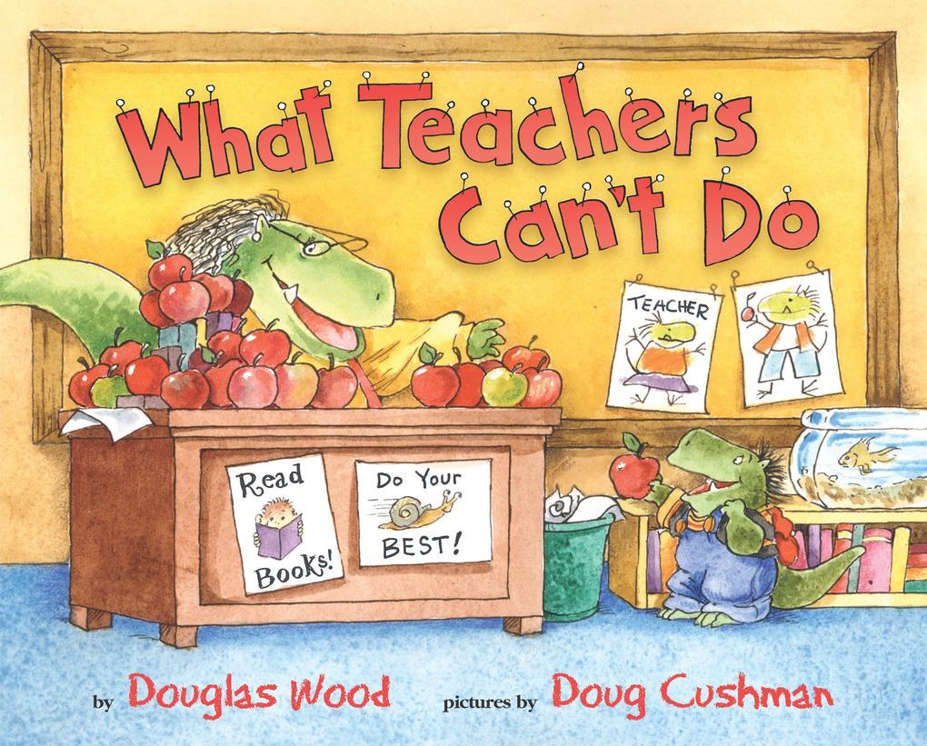 What Teachers Can't Do als Buch