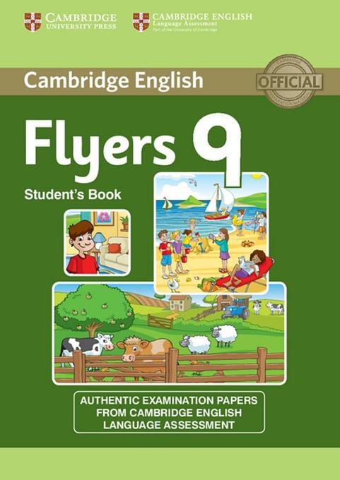 Cambridge English Young Learners. Student´s Boo...