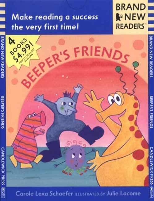 Beeper's Friends: Brand New Readers als Taschenbuch
