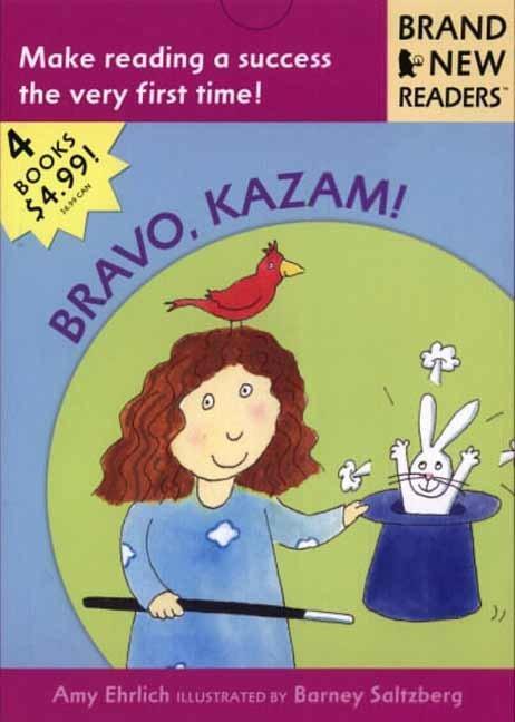 Bravo, Kazam!: Brand New Readers als Taschenbuch