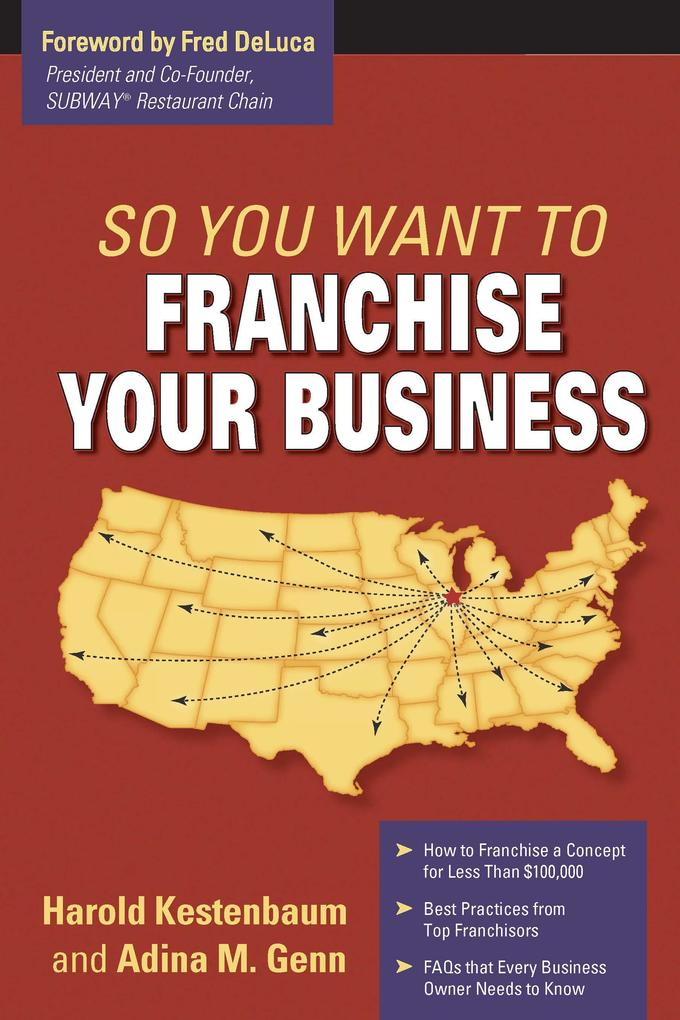 So You Want To Franchise Your Business? als eBo...
